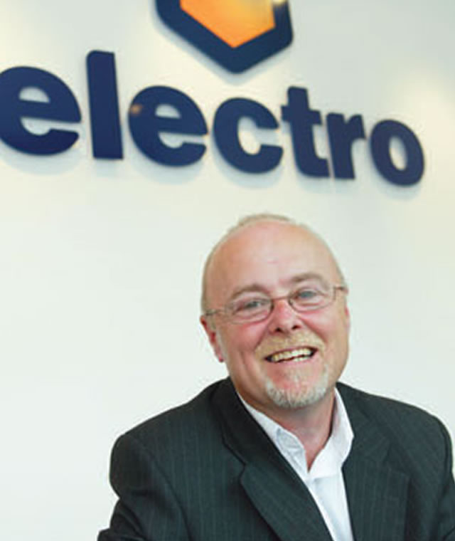 Jim Fleming, Managing Director of Electro Automation (NI) Ltd